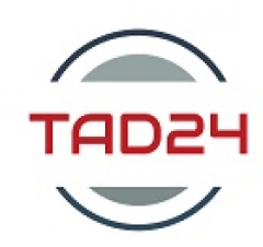 Logo TAD24 Ultrasonic Cleaner
